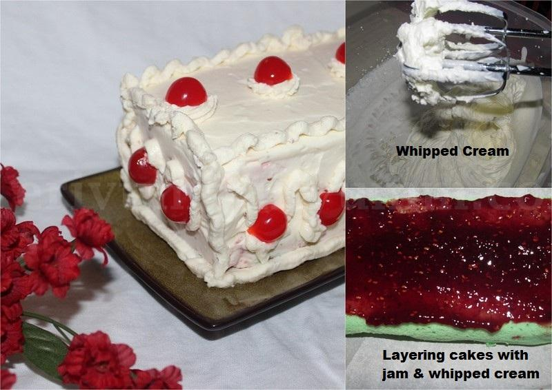 Neapolitan Christmas Cake Recipes — Dishmaps