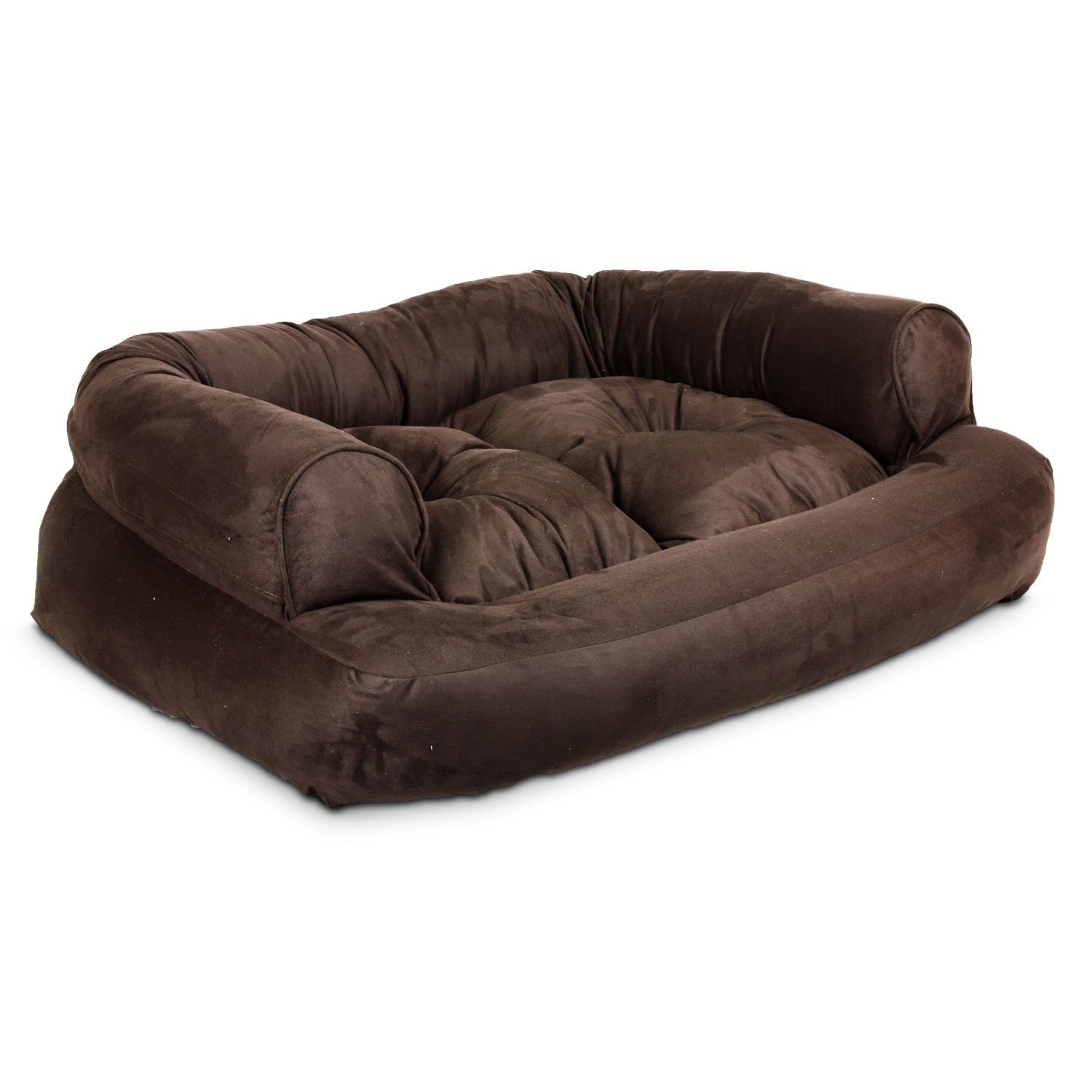 Total fab luxury designer dog beds for small and large dogs for X large dog sofa bed