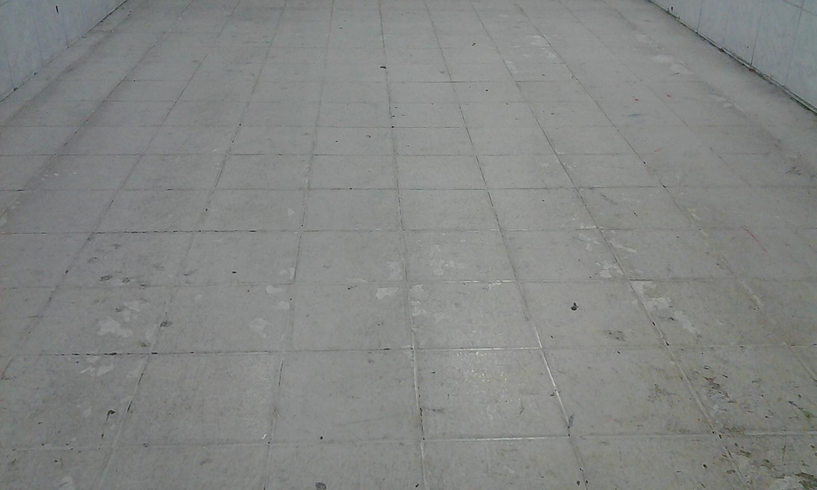 PISO CERAMICA PINTADO TINTA EPOXI 05 (CINCO) ANOS DE GARANTIA ALTO  #5B5D4F 1600 960
