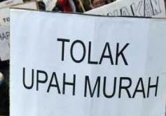 UMK Yogyakarta terbaru