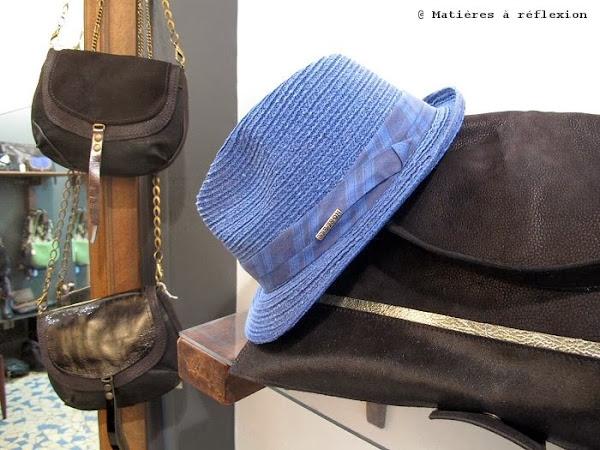 Chapeau unisex en boutique