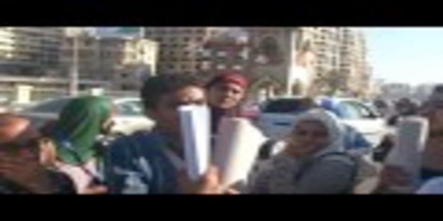 """إنسحاب منظمو وقفة """"ضد التحرش"""" ... وفض الوقفة بعد تدخل الأمن"""