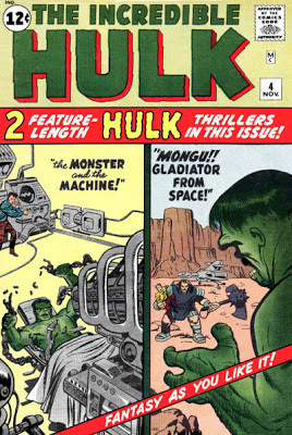 Incredible Hulk #4, Mongu