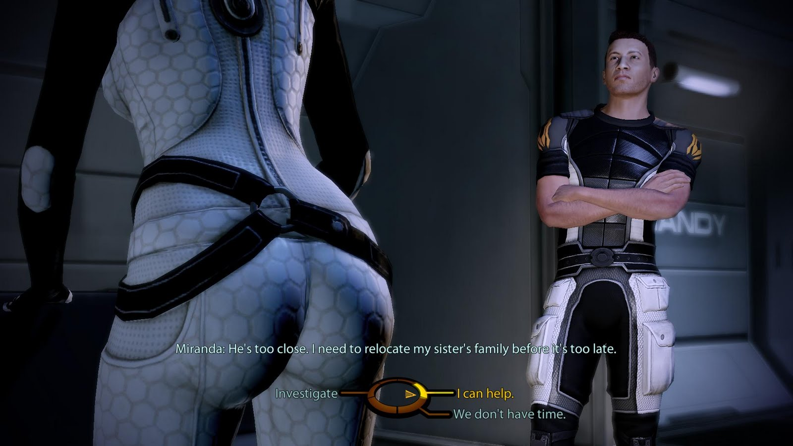 Mass effect 3 nude pack ps3 pics porn pic