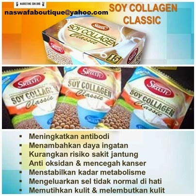 SOY COLLAGEN CLASSIC ( RM36.80 (SM) / RM39.90 (SS) )
