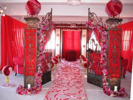 Interior design decorating ideas top 22 romantic pink for Valentines room decor