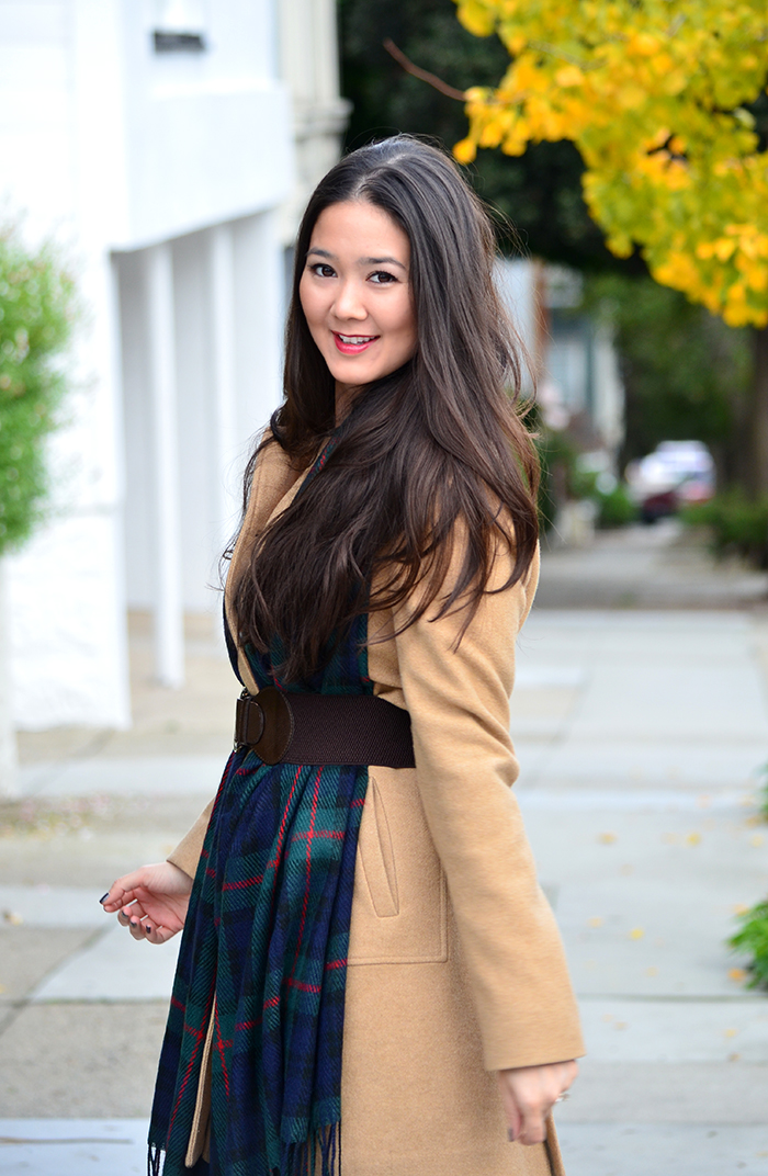 asian american outfit blogger