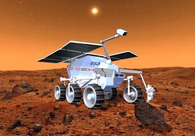 La NASA suspende ExoMars con la agencia Espacial Europea.