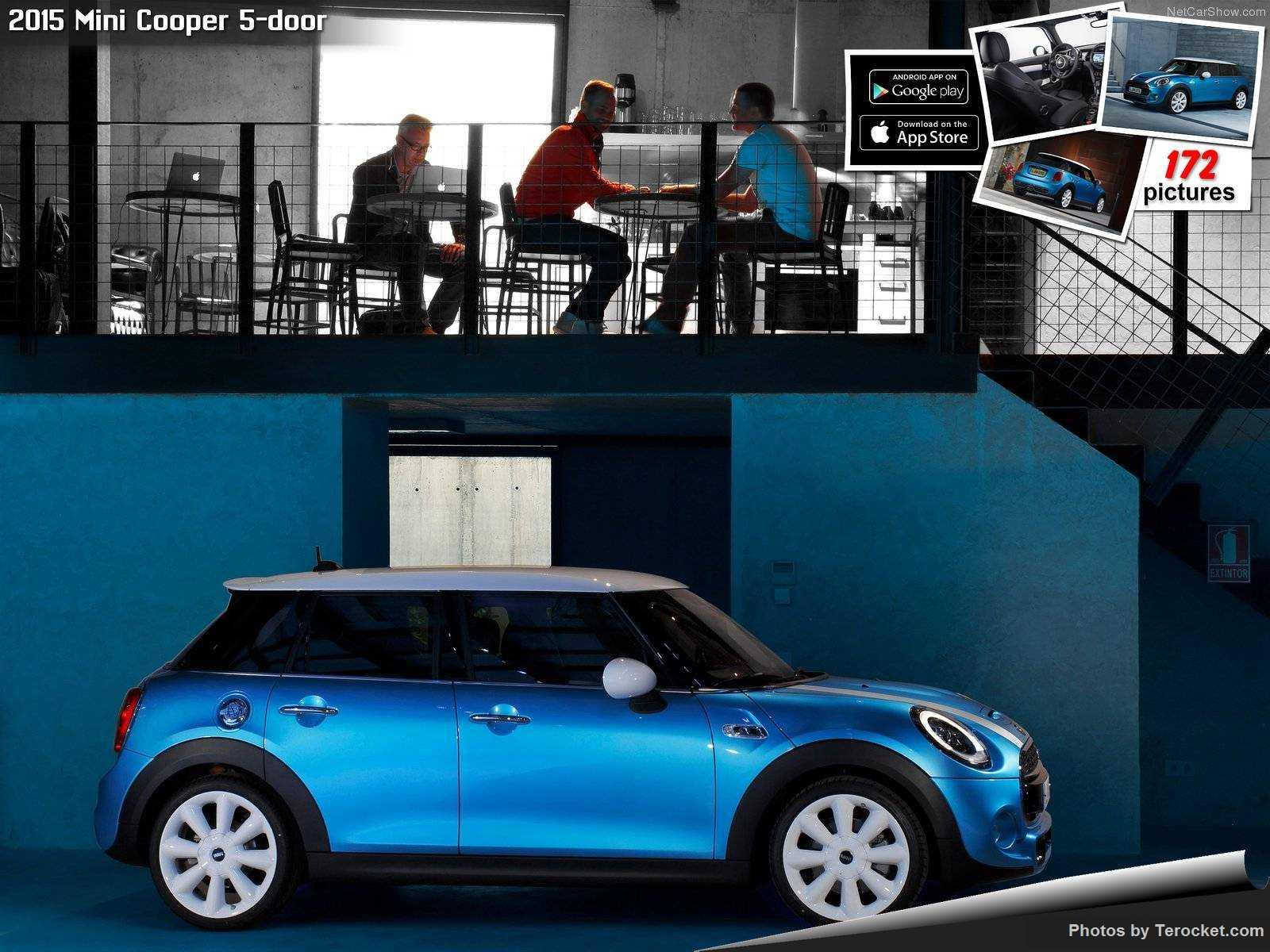 Hình ảnh xe ô tô Mini Cooper 5-door 2015 & nội ngoại thất