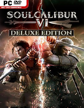 Soulcalibur VI Jogos Torrent Download completo
