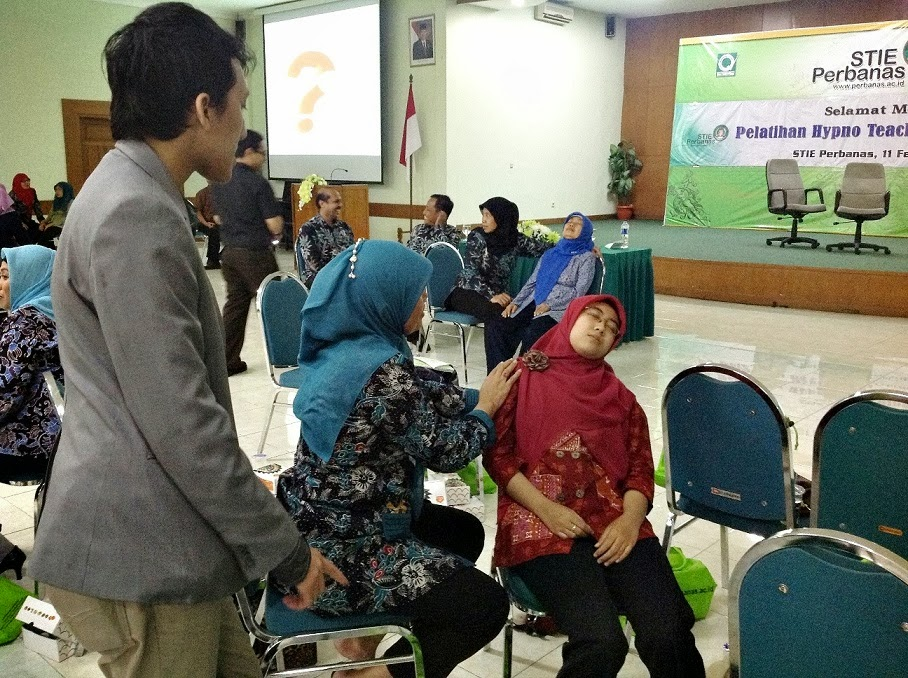 Workshop Belajar Hipnotis dan Hipnoterapi