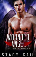 Wounded Angel by Stacy Gail
