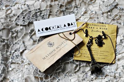 Scotch & Soda necklace