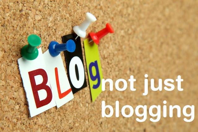blog không chỉ để viết bài - blog not just blogging