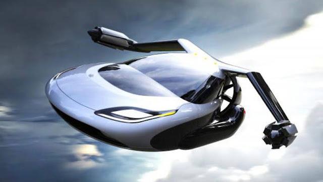 O primeiro carro voador do mundo
