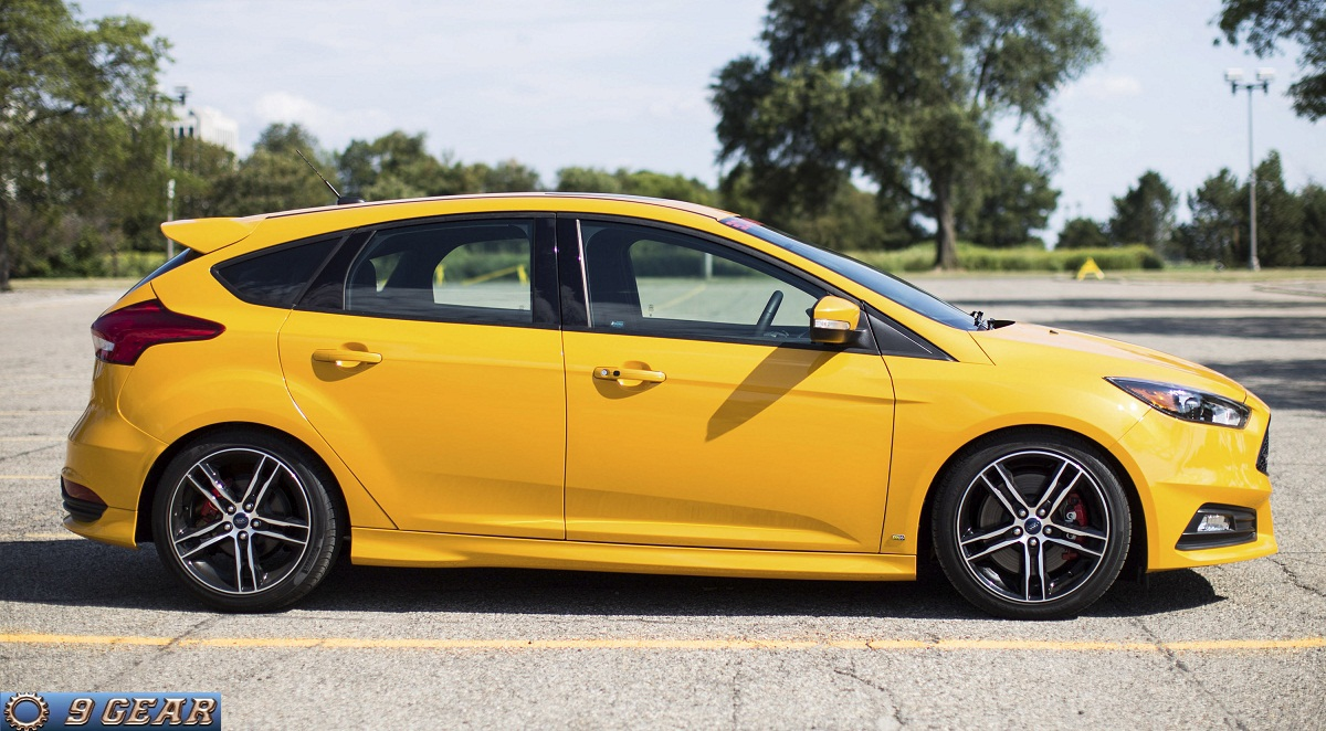 2016 ford focus st ford performance kit. Cars Review. Best American Auto & Cars Review