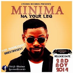 "UB COMING SOON ▸ ""NA YOUR LEG"" BY MINIMA"