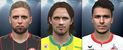 PES 2016 Fixed faces facepack by everest9