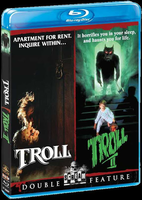 Troll Troll 2 Blu-ray cover