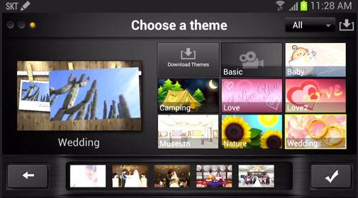 Aplikasi edit video android - kinemaster