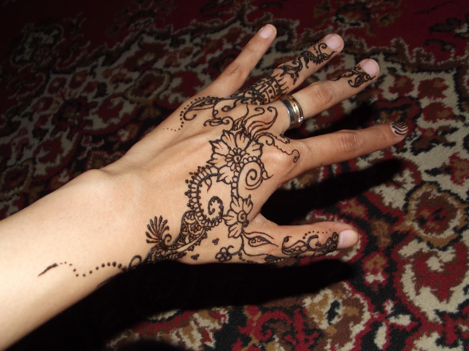 INDAH HENNA DESIGN Henna Wedding Design