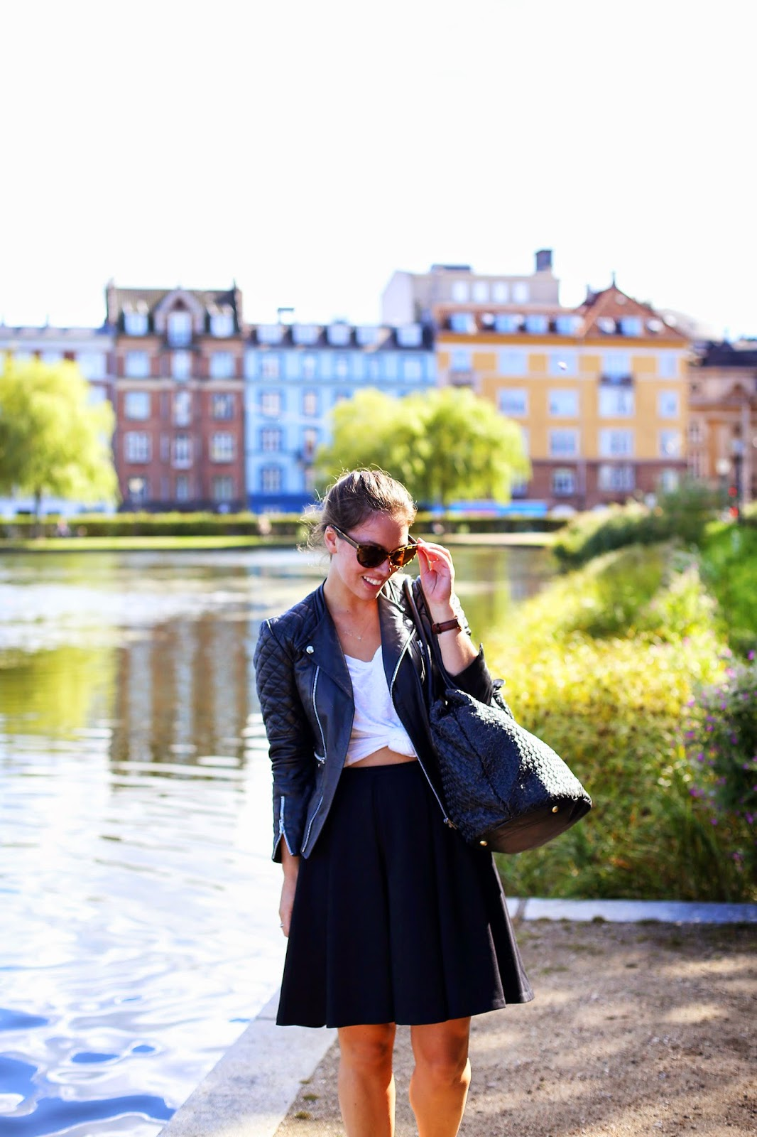 To Vogue Or Bust A Vancouver Style Blog By Alexandra Grant Wheeling Around Copenhagen