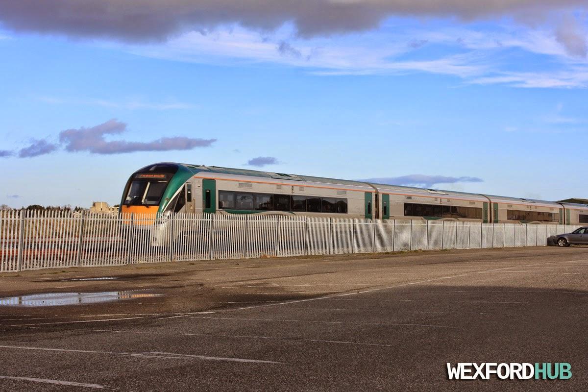 Train Wexford