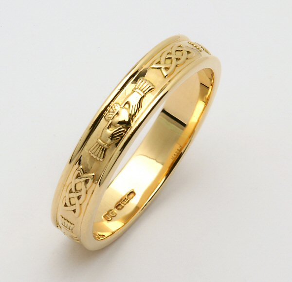 Looking for gold wedding rings woman dress for Wedding gold rings for women