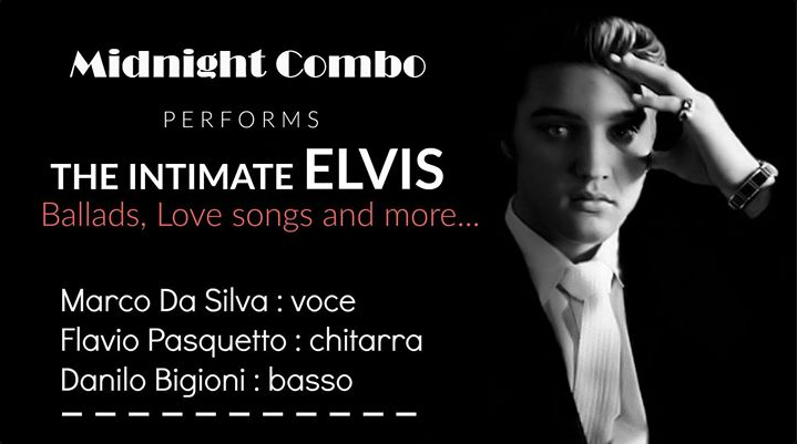 The Intimate Elvis - Elvis Tribute