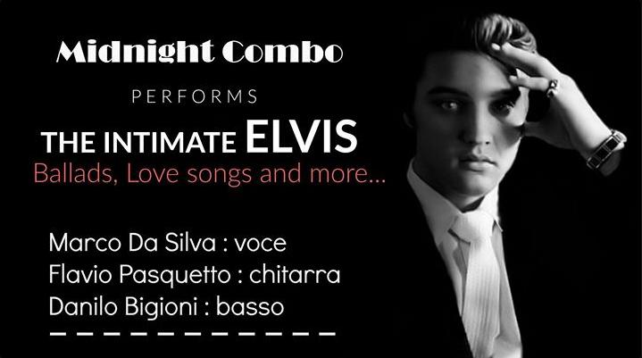 The Intimate Elvis - Elvis Tribute