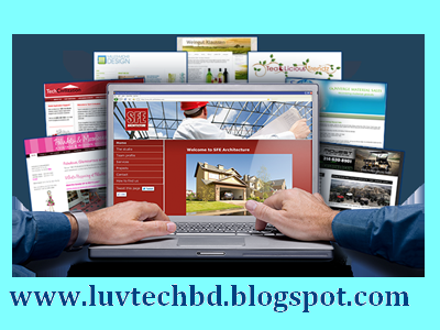 People who want to work as freelancer there is a great potentiality to garden their home with a handsome income by website designing.At present the renowned freelance market places pay about $150 to $2500 for a creative website design.Learn how to become a web designer from www.luvtechbd.blogspot.com