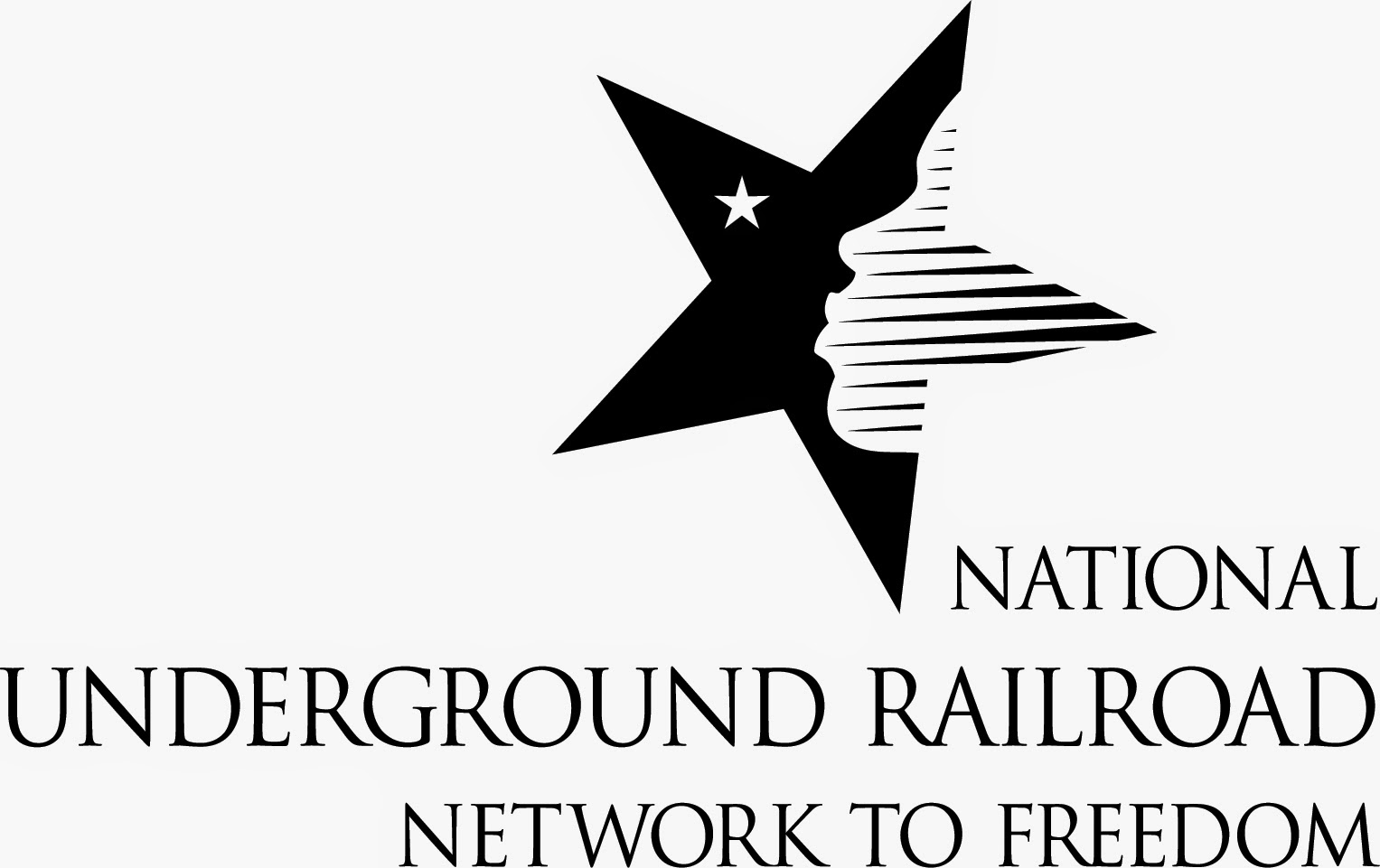 Logo of the Underground Railroad Network to Freedom