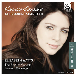 Elizabeth Watts - Con eco d'amore - The English Concert - Harmonia Mundi