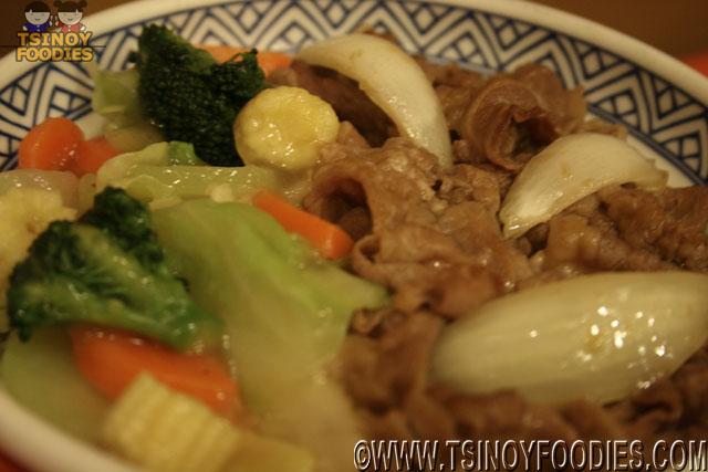 veggie beef