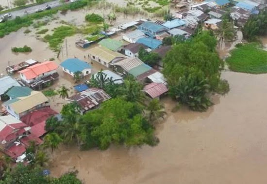 Info Terkini Jumlah Mangsa Banjir Sarawak Setakat Jam 12 Tengahari Ini