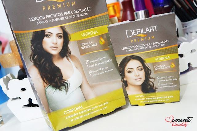 Depilart Linha Premium Verbena