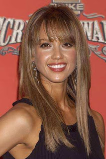 Hairstyles with Fringe - Fringe haircut
