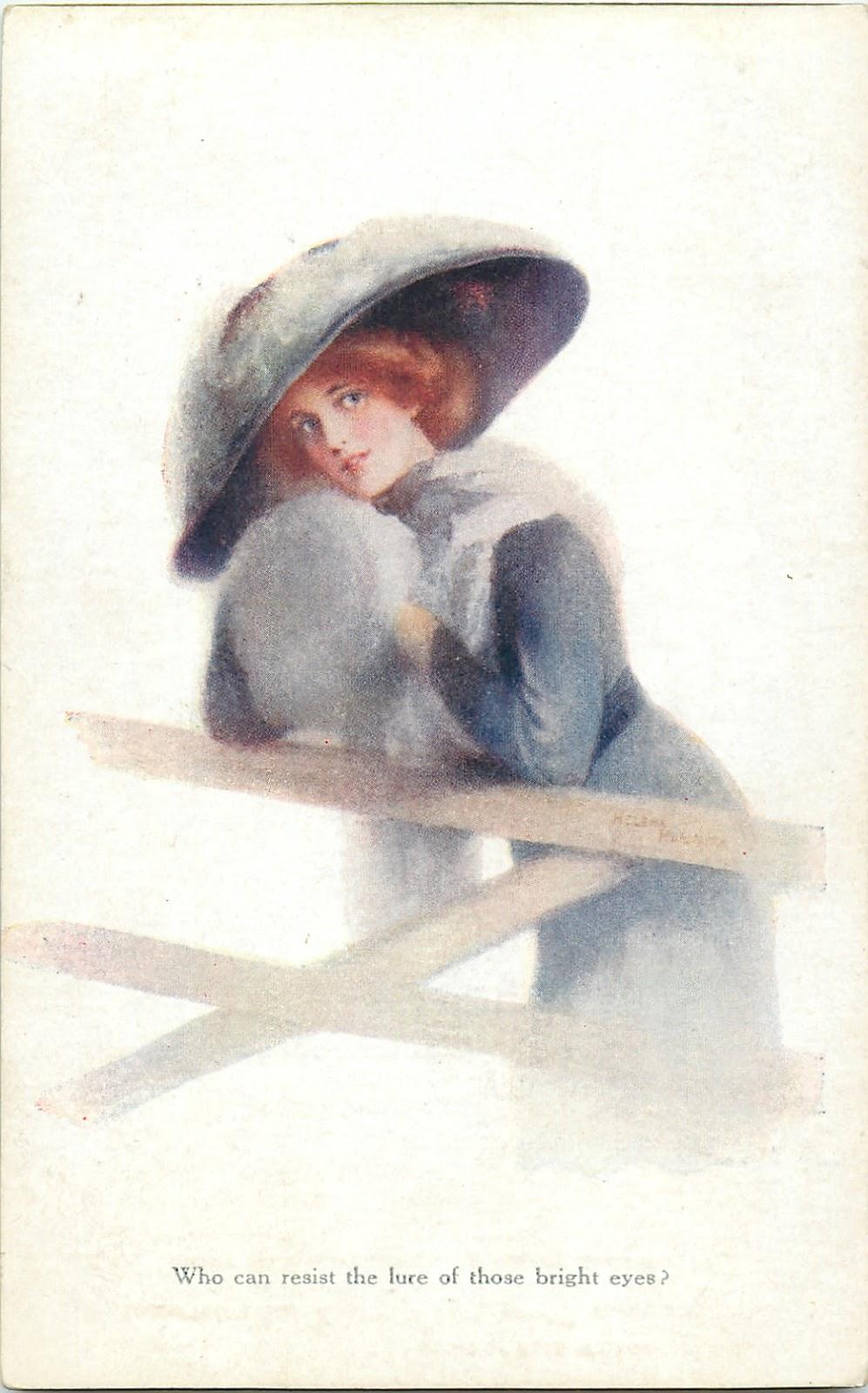 Акварель на открытках