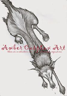 Stalking Wolf by Sarah Turpin