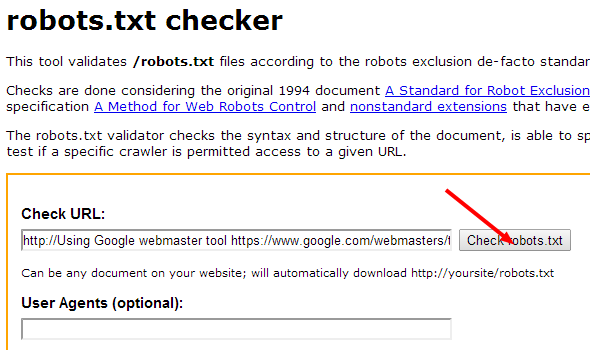 Robots.txt+Checker