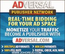 cara membuat (membikin) akun publisher adversal dengan cepat, praktis, mudah