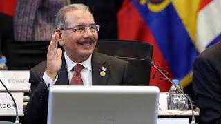 Danilo Medina: RD impulsará con ahínco,compromiso y voluntad política agenda CELAC