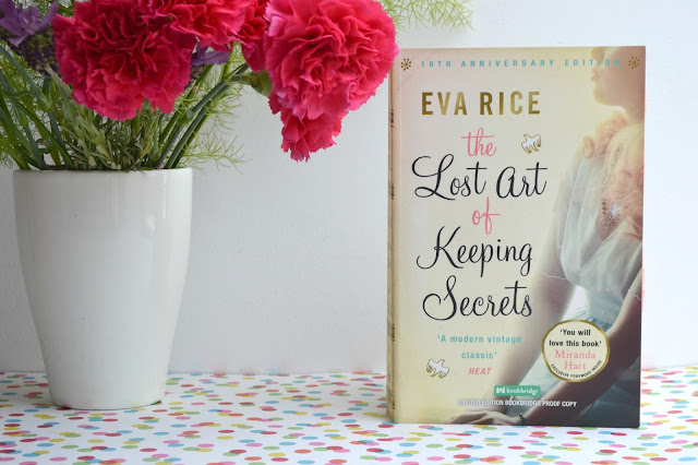 The Lost Art of Keeping Secrets by Eva Rice book