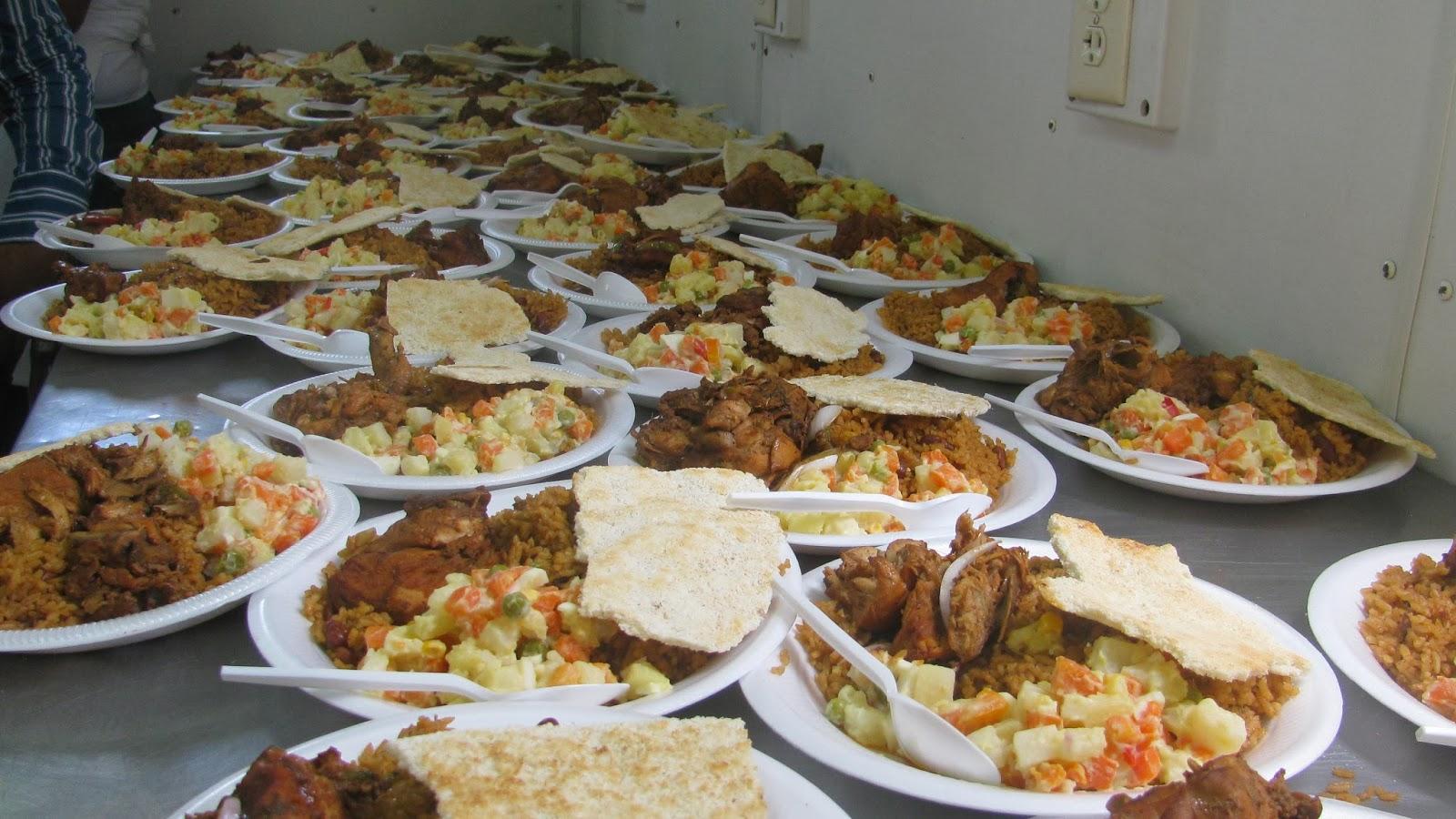 El gobierno dominicano ofrecer cena navide a en 172 municipios de pa s hispanos del mundo - Comida para navidad facil ...