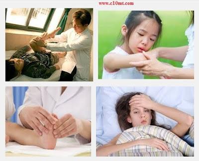 Những triệu chứng mắc bệnh đau xương khớp ở trẻ em