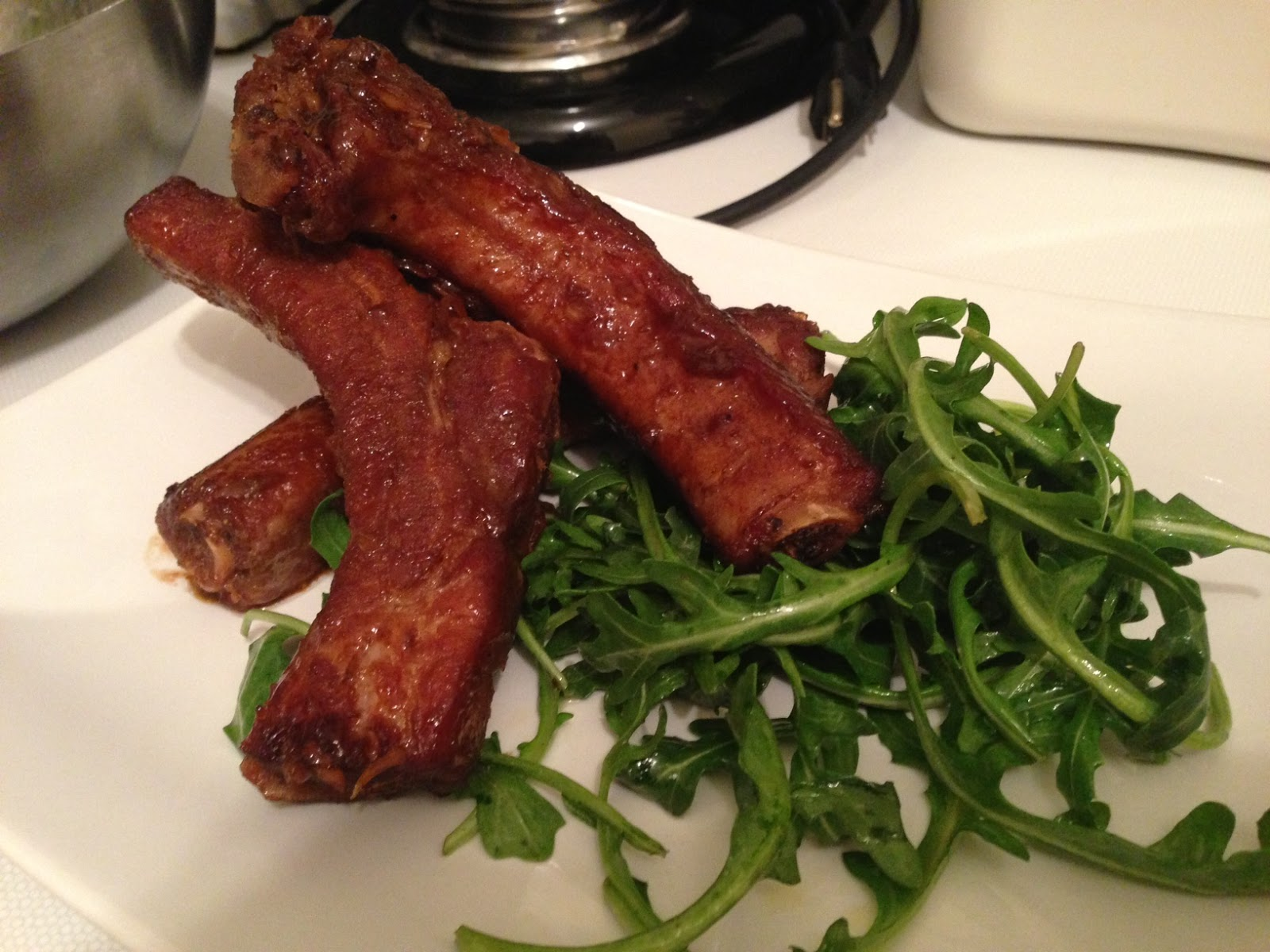 Thai Style Sous Vide Pork Ribs | Modernist Foodie