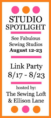 sewing studio spotlight