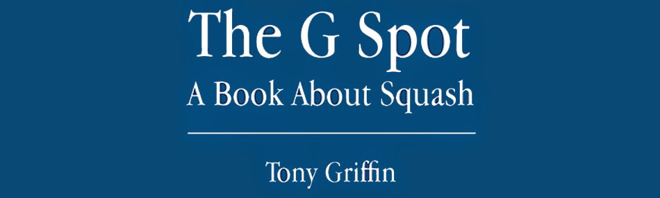 The G Spot A Book About Squash