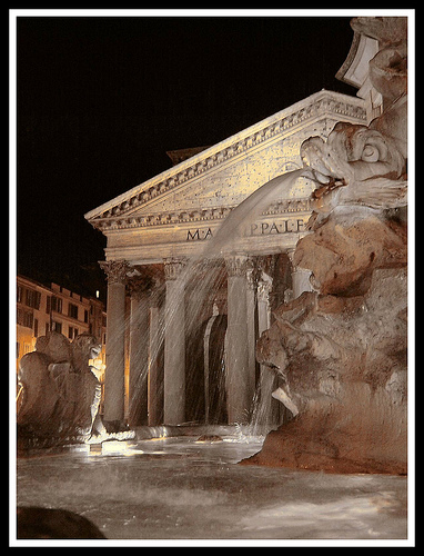 Eventi e Visite Guidate serali Roma: Vacanze romane 23/08/2013