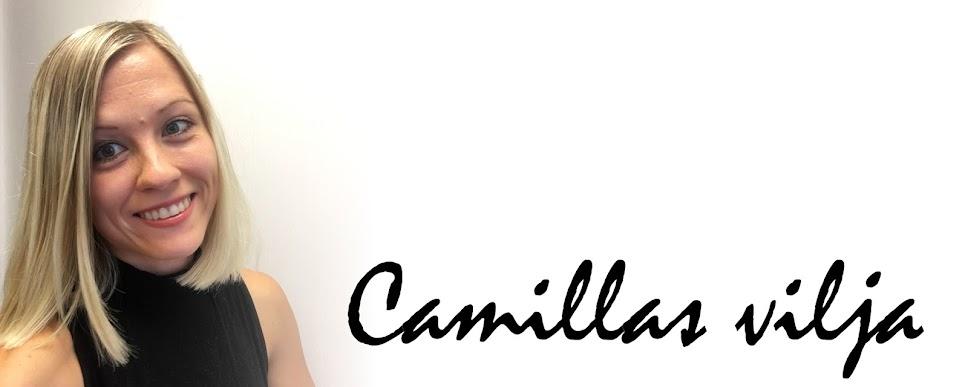 Camillas vilja - Allting är möjligt om viljan att kämpa finns